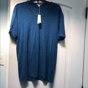 James Perse standard t shirt sz 2 New